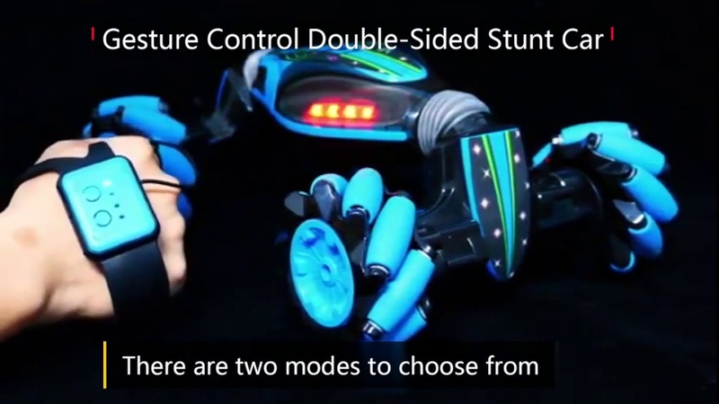 Double Sided Stunt Car Review