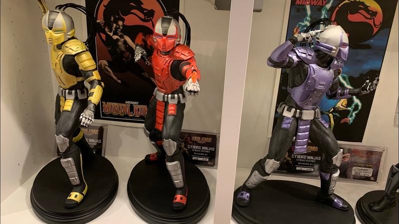 PCS MK Classic Cyborg Ninja Tripack Unboxing and Review