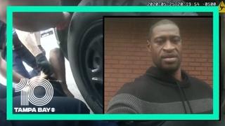 RAW: George Floyd Minneapolis police body camera footage