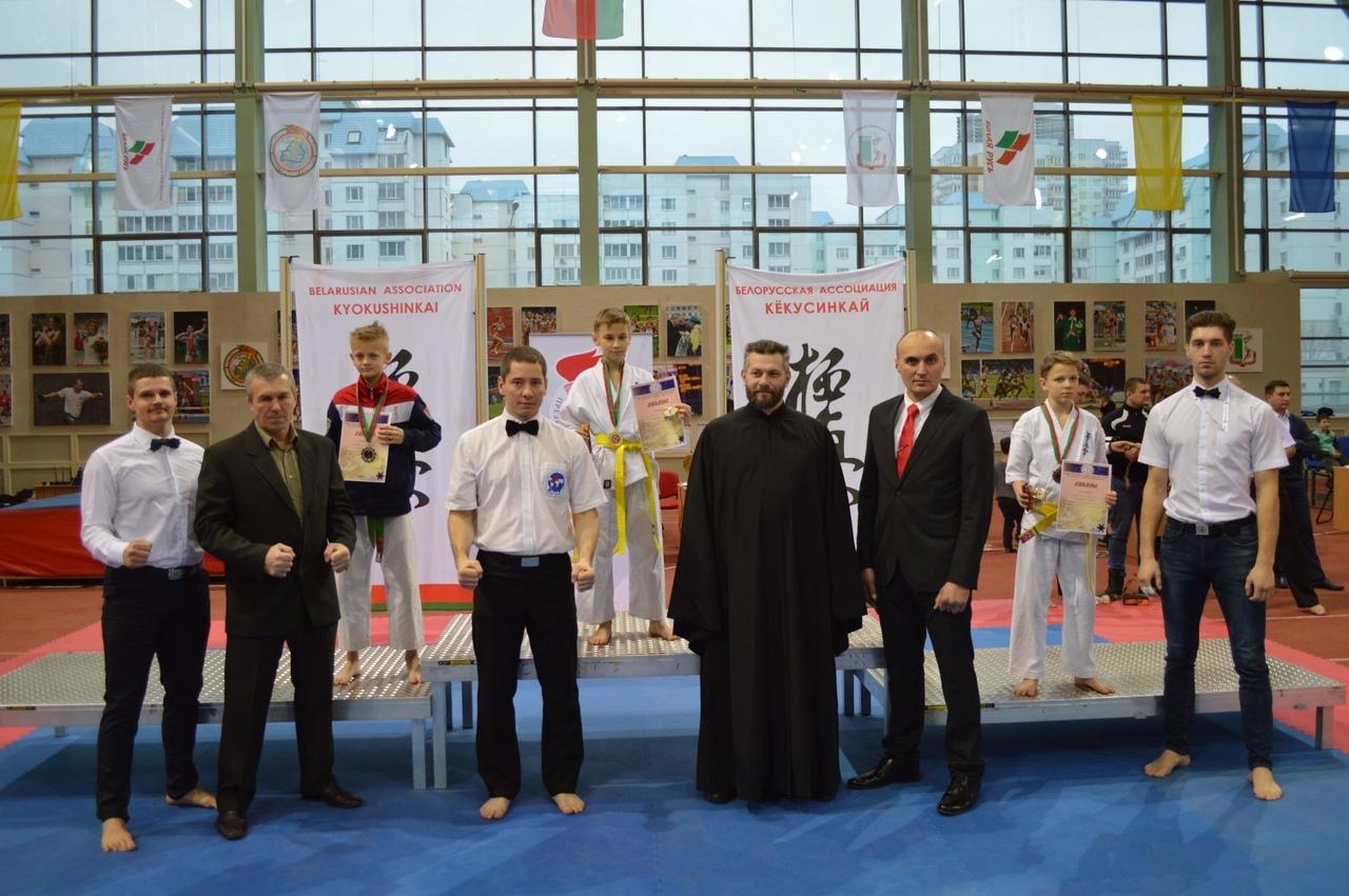Андрей Добриян (1-е место).