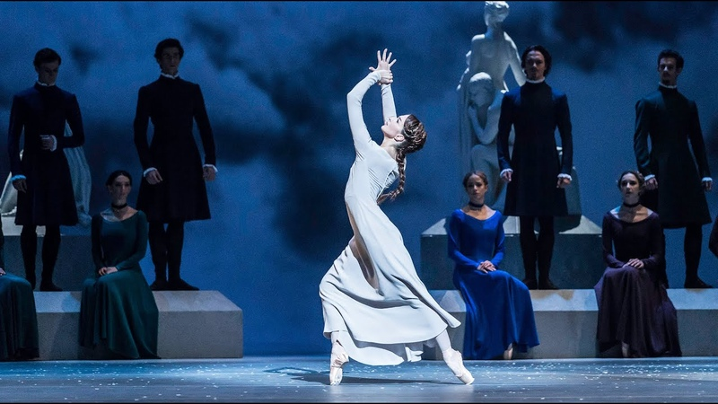 The Winter's Tale Act I Trial scene The Royal Ballet