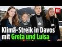 🔴 Klima-Streik in Davos mit Greta und Luisa | Live vom 24.01.2020 (Englisch)