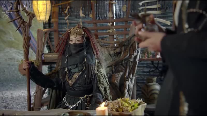 Легенда о Нефритовом мече 27 серия Озвучка FSG Phoenixes