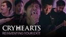 Reinventing Your Exit Underoath Cover by cryhearts