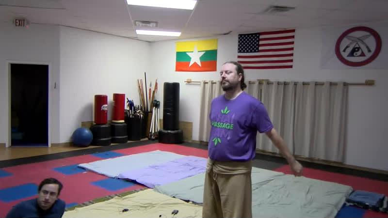 Thai Massage Jam One World Karate North Austin