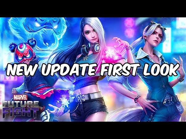 UNCANNY AVENGERS AGENTS OF ATLAS UPDATE EARLY ACCESS Marvel Future Fight