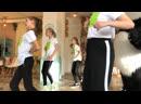 Юные денсхольщики и панда/ совместно с агентством праздников LB-STUDIO