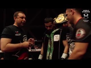 Айк Шахназарян vs Эльнур Самедов (полный бой)