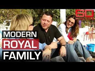Современный Король и Королева Иордании, Абдалла и Рания | 60 минут Австралия