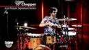 Jojo Mayer Demos Sabian Chopper