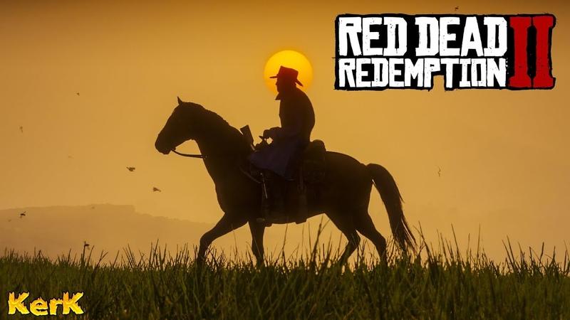Red Dead Redemption 2 прохождение 25 ♼ Это была отличная охота ♼ СТРИМ Ред дед редемпшн