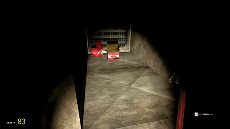 Garry's mod horror map