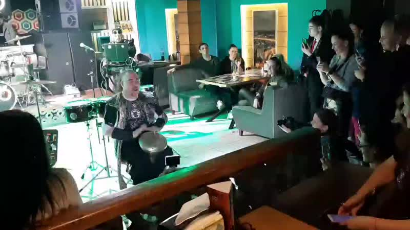 Барабанщик жгёт Давлет Хан шоу в Севастополе
