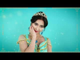 SNH48 Team NII Ma Fan (Cosplay), Team X Ran Wei (Makeup) Jasmine (Aladdin, 2019)