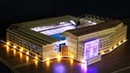 How to make the Goodison Park stadium of Everton FC with LED light
