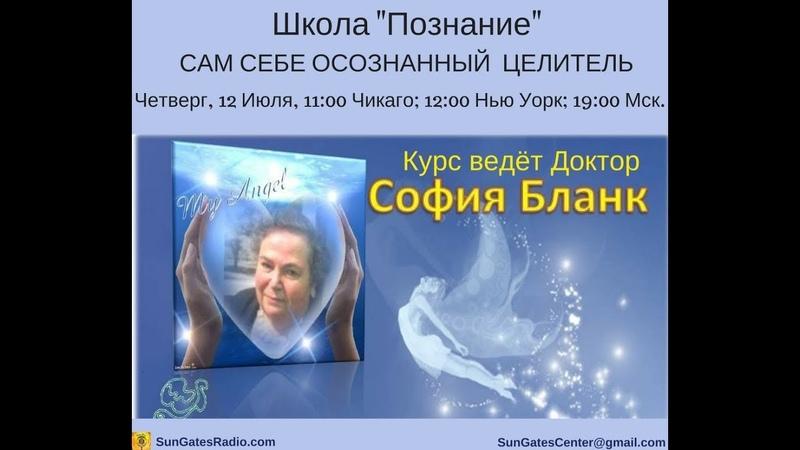 Дар Небес энергии Кристалла Андара Ученый доктор София Бланк