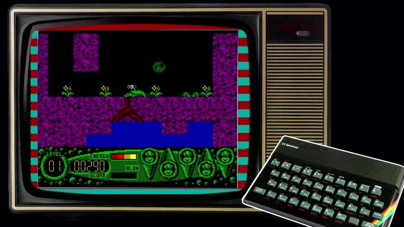 ZX Spectrum Steg
