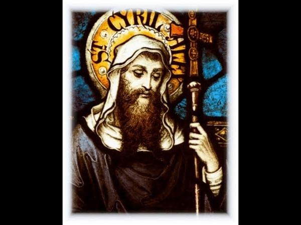 Классика и современность 3.3: св. Кирилл Александрийский и его последователи