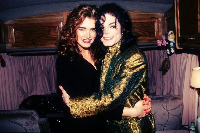 Дамы сердца Майкла Джексона. Брук Шилдс., изображение №3