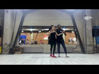 Тимба В Паре - Adonis Santiago & Ksenia Kocharian