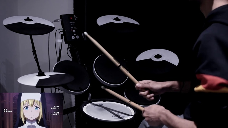Enen no Shouboutai OP Inferno インフェルノ by APPLE Drum Cover