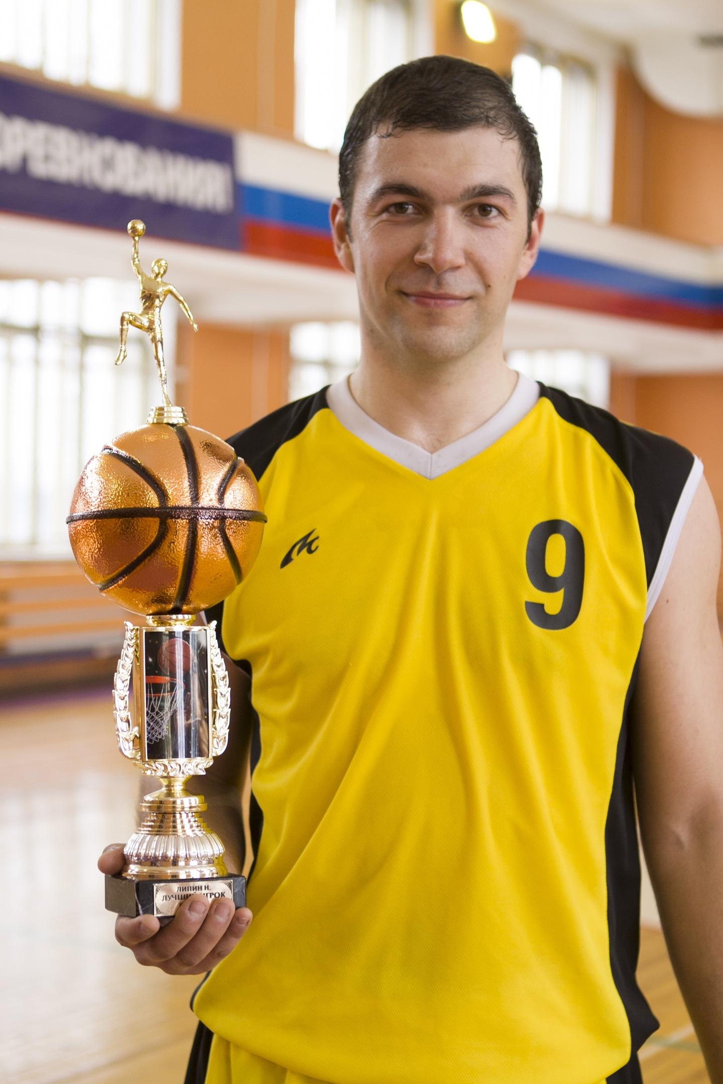 MVP Второй Лиги НБЛ 2011