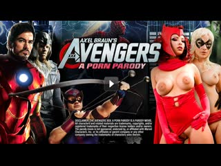 Мстители: Пародия для взрослых \ Avengers XXX A Porn Parody