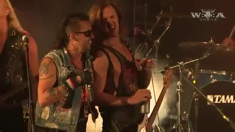 Crazy Lixx - Live @ Wacken 2019