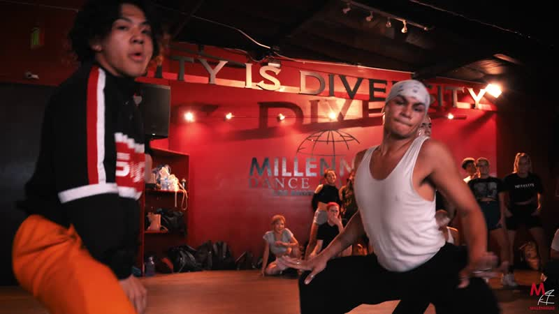 DJ Polo - Swervin - Choreography by Dez Soliven Zacc Milne