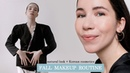 Fall makeup routine Korean cosmetics Autumn inspired everyday warm natural look GRWM Simple tutorial