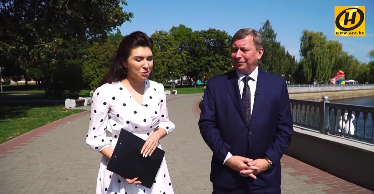 Мэр Бреста Александр Рогачук про настоящее и будущее города