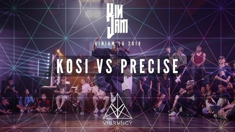 Kosi Vs Precise [SEMI FINALS] | KINjam LA 2019 [@VIBRVNCY 4K] | Danceproject.info