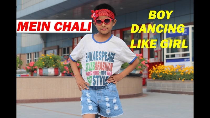 Mein Chali Dance Cover Video By Aayush Chaudhary Urvashi Kiran Sharma