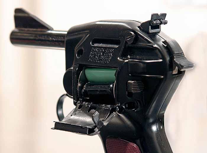 Пистолет-револьвер Дардика, США, изображение №4