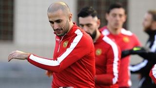 Артур Саркисов о вызове в сборную Армении