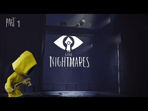 Я УСТАЛ......|| ПРОХОЖДЕНИЕ Little Nightmares №1||