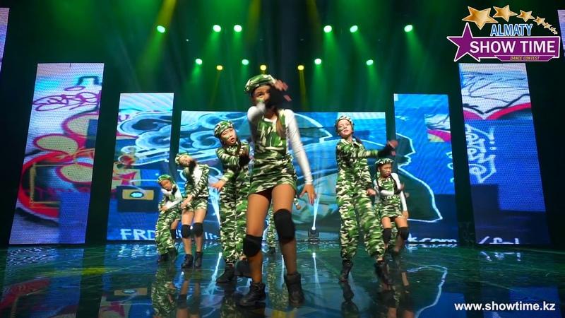 Best of the Best Machika Танцевальный конкурс Show Time 2019 весна