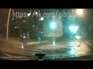 наезд на 2 пешеходов Комсомольская