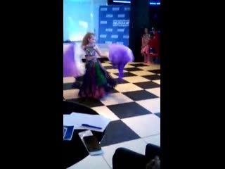 Виктория Белецкая, шоу . Конкурс Анны Дейнеко, 2018 год.