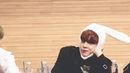 181110 ATEEZ(에이티즈) 홍대팬싸 - 팬싸장에 나타난 윤호 토끼(재업)