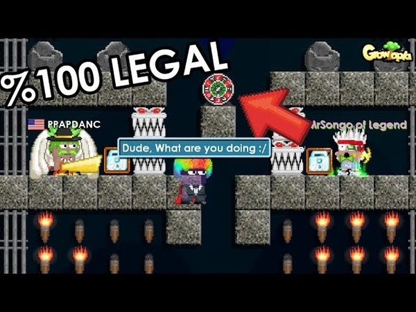DLS PROFIT LEGAL CASINO ft GrowTopia