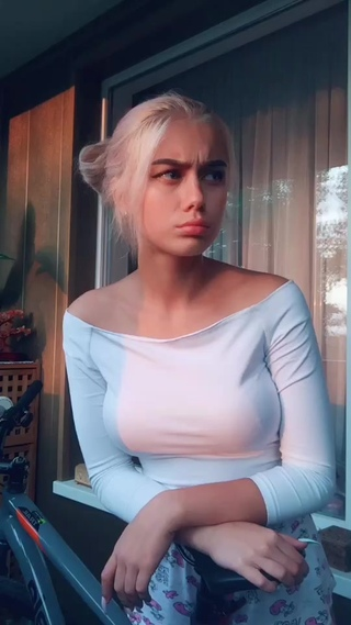 Украинская Блогерша Ульяна Слив Видео