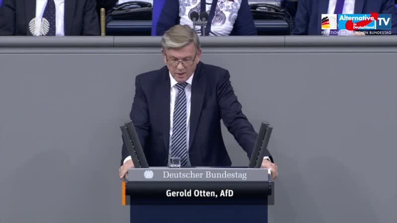 Keine Verlängerung des Bundeswehr-Mandats im Anti-IS Einsatz! - Gerold Otten - AfD-Fraktion (1080p_25fps_H264-128kbit_AAC)