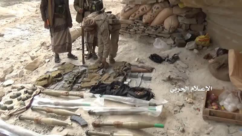 Хуситы отразили атаку хадистов на границе с Асиром