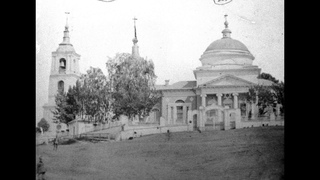 Восстановление Алексиевский храма в Рогнедино, Брянская область.