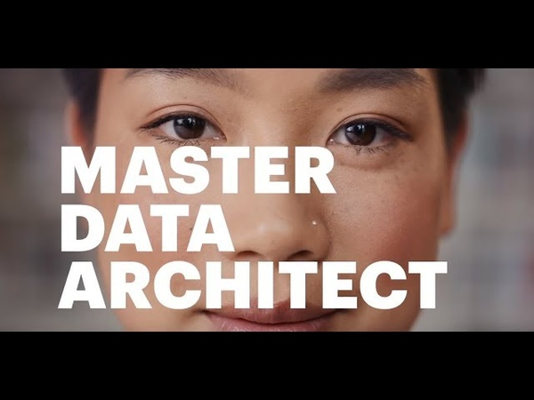 Accenture Master Data Architect