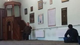 4)Помощники Ислама - шейх Ильяс Умаров, Харьков   г