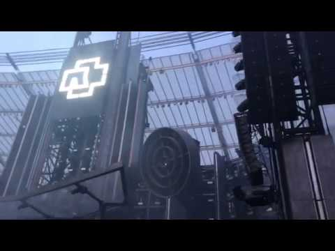 Rammstein - Intro (Chorzow, Poland 24-07-2019)