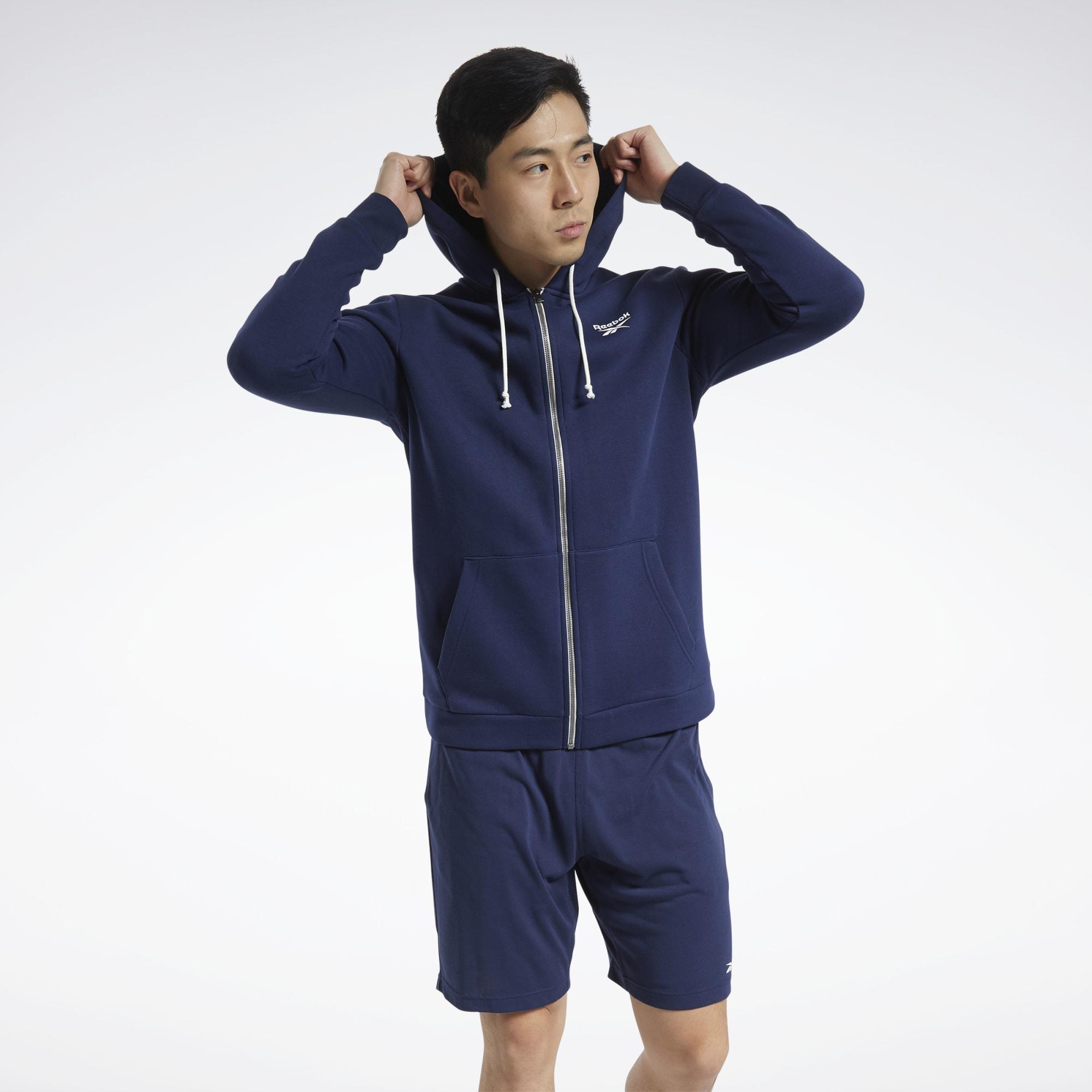 Худи Training Essentials Fleece Zip Up