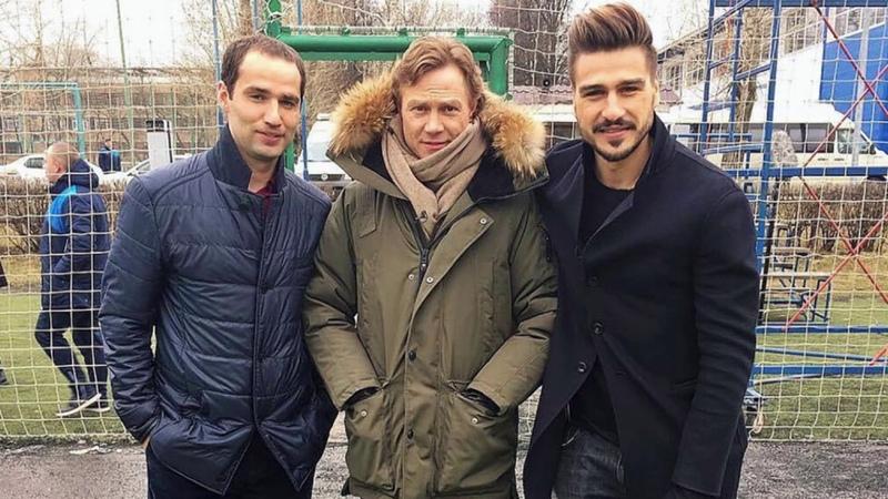 Евгений Савин Красава о своей причёске, юбилее Киркорова и строительстве «Самара Арены»